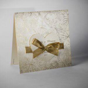 Invitacion de boda B1569
