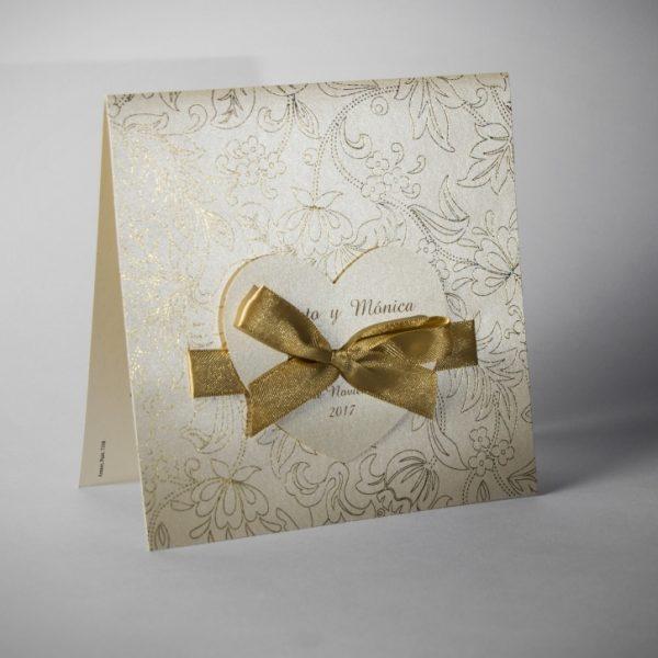 B1569 invitacion de boda
