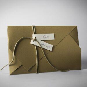 Invitacion de boda B1575