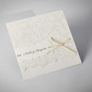 Invitacion de boda B1603
