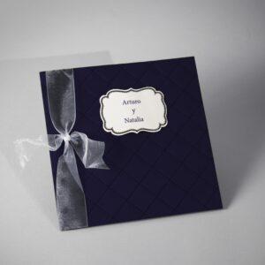 invitacion de boda b1608