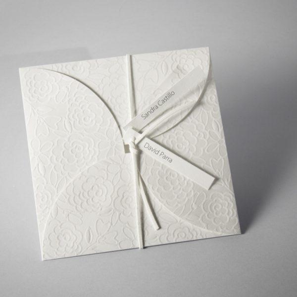 B1615 invitacion de boda