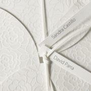 B1615 invitacion de boda detalle