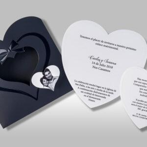 Invitacion de boda B1616