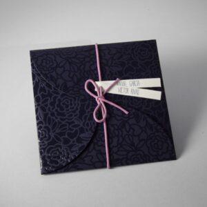 Invitacion de boda B1631