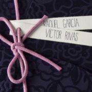 B1631 invitacion de boda detalle