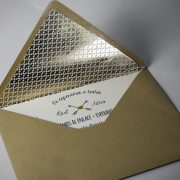 B1634 invitacion de boda y sobre