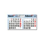 Faldilla Calendario Bimensual 235