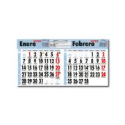 Faldilla Calendario Bimensual 335