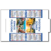 Calendario sobremesa Arte