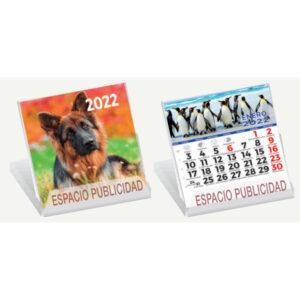 CD 202 - Calendario CD Animales