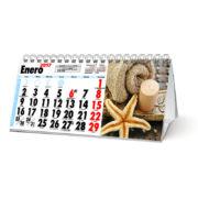 Calendario sobremesa Hogar