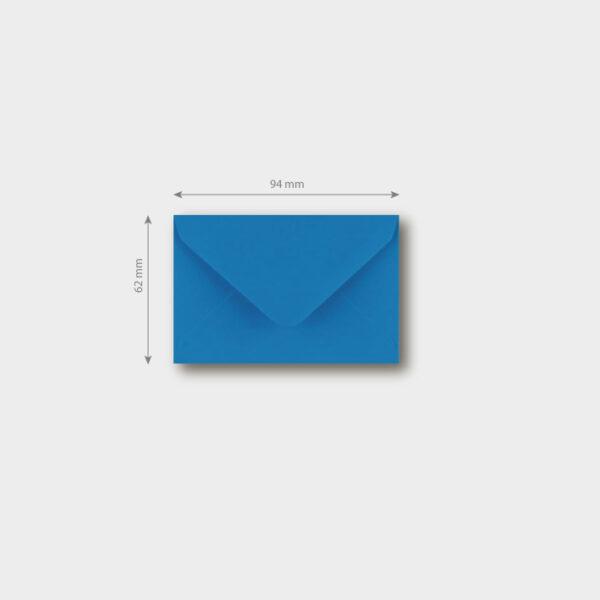Sobre 0906 Azul Real
