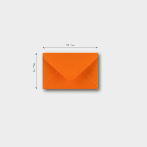 Sobre 0906 Naranja