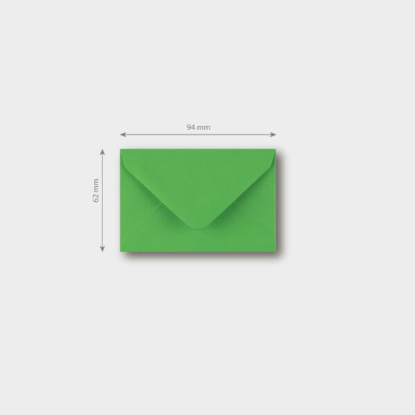 Sobre 0906 Verde