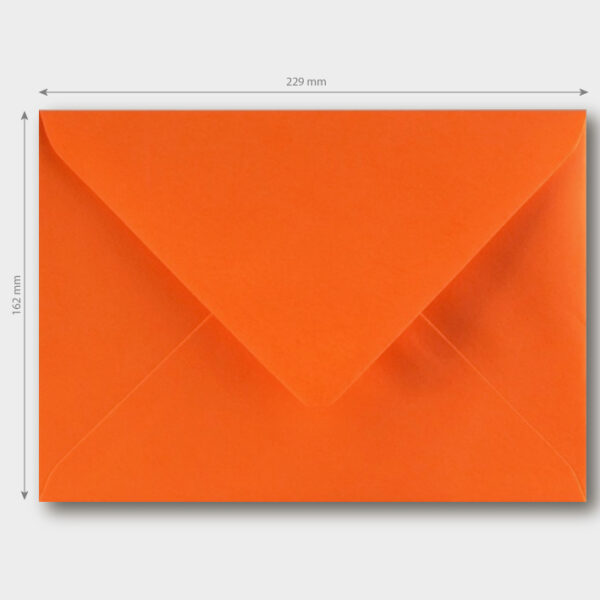 Sobre 2216 Naranja