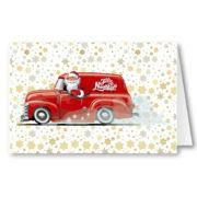 Felicitacion Navidad 1957