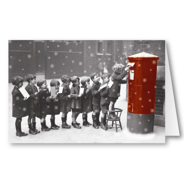 Felicitacion Navidad 1968