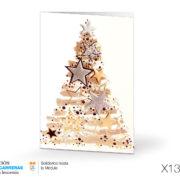 Felicitacion Navidad X1302