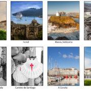 Calendarios sobremesa Coruña