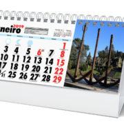 Calendarios sobremesa Pontevedra