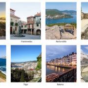 Calendarios sobremesa Lugo