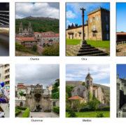 Calendarios sobremesa Ourense