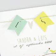 Invitación de boda A106067