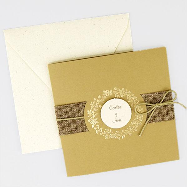 invitacion boda B101794