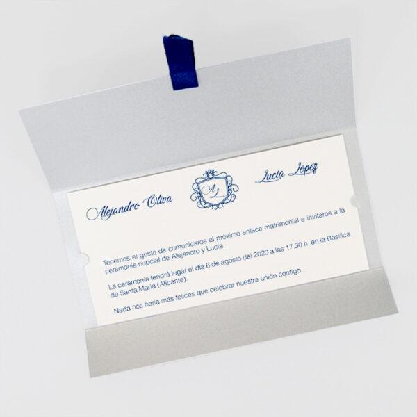 invitacion boda A100131 int
