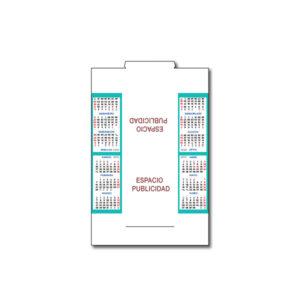 ST 100 - Sobremesa Semestral Neutro