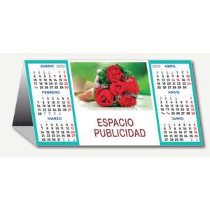 ST 103 - Sobremesa Semestral Flores