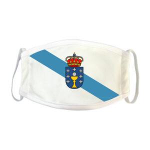 1020 bandera galicia oficial con escudo