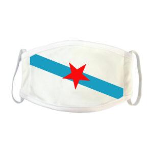 1023 Bandera Galicia con Estrella