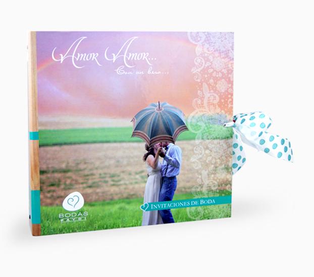 Catalogo bodas Amor Amor