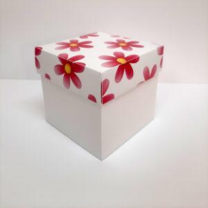Caja Cuadrada Tapa A140140