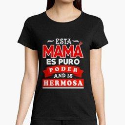 Camiseta dia de la madre